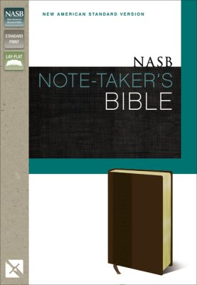 Note taker's bible